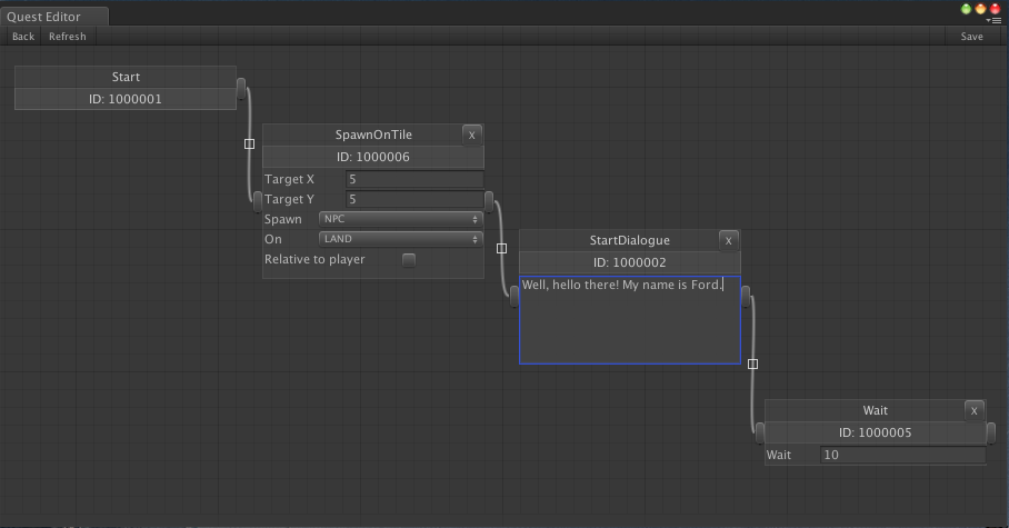 Creating a Node Based Editor in Unity - GramBlog