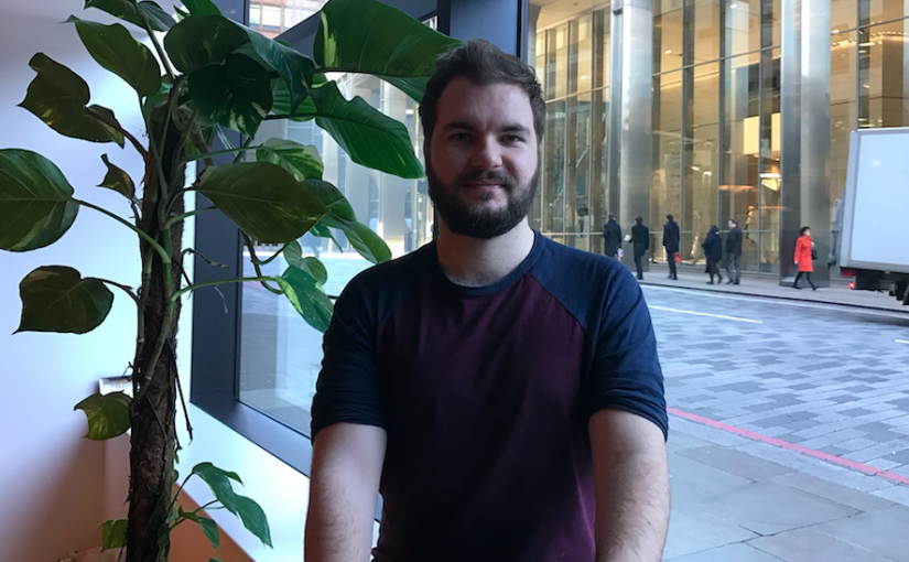 Meet Our New Game Designer: Eoin