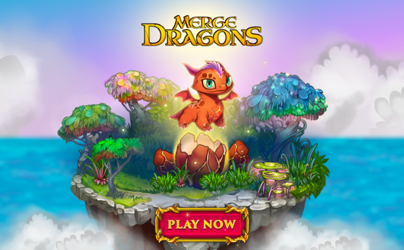 Merge Dragons! is One Week Old!