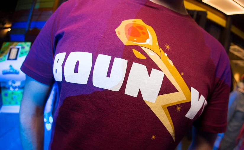Merge Dragons! & Bounzy! Launch Bash!